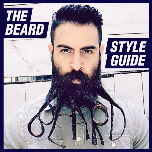 Beard Styling Guides