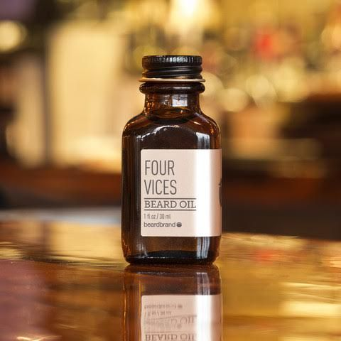 Oil-Based Beard Products