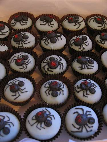Beastly Baking Themes 10 Halloween Cupcakes