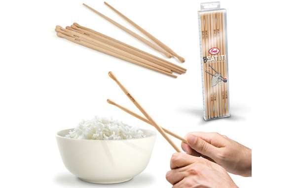Percussion Eating Utensils