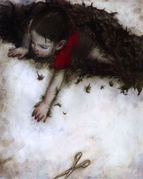 beatriz martin vidal little red riding hood