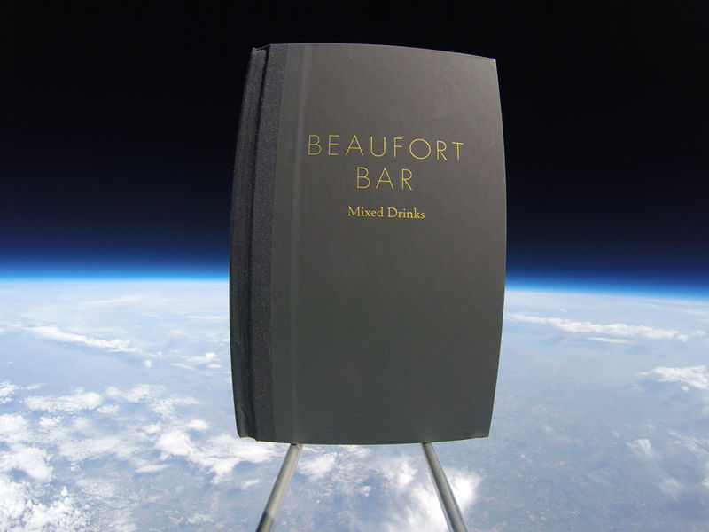 Extraterrestrial Cocktail Promotions