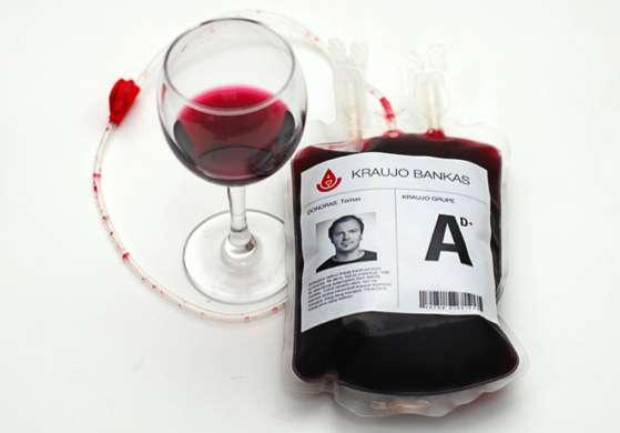 Bloody Wine Branding