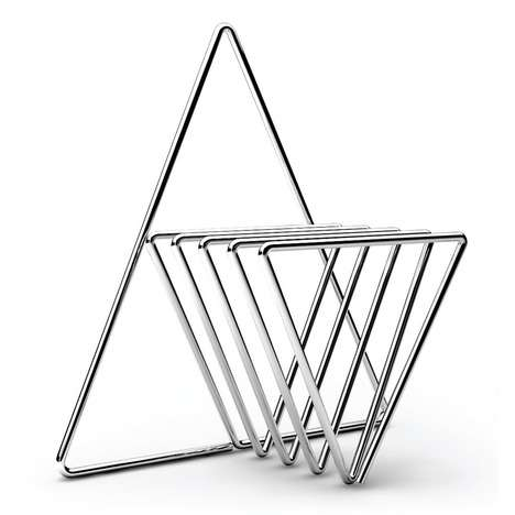 Futuristic Geometric Furniture