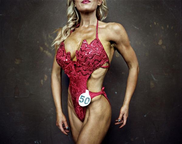 Jacked Bodybuilder Photography