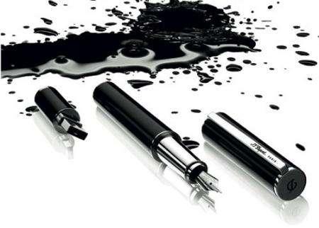 Flash Drive Fountain Pen