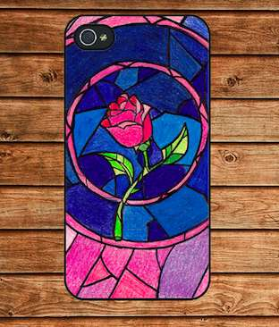 Beauty and Beast iPhone