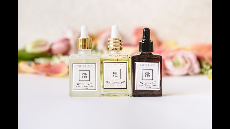 Plant-Based Beauty Elixirs