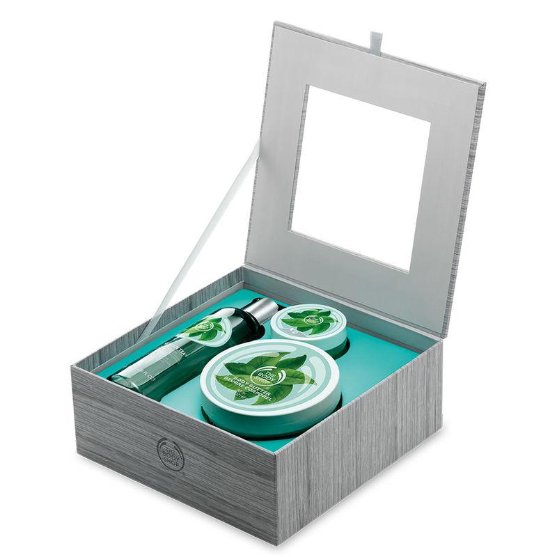 Green Tea Bath Sets