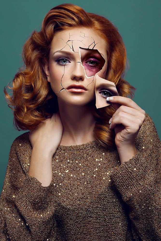 Violent Beauty Photography