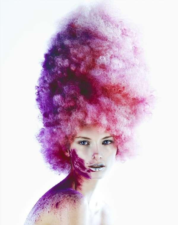 Punkish Avant-Garde Photography