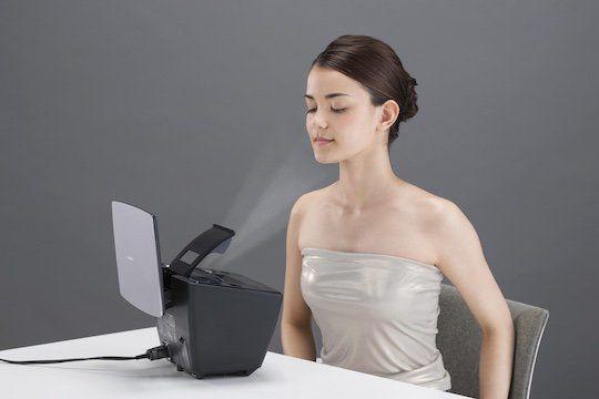 Misting Skincare Machines
