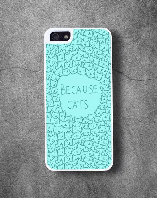 Cat-Obsessed Phone Cases
