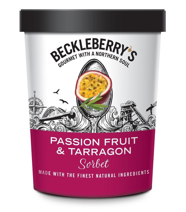 Fruity Liquor-Flavored Sorbets
