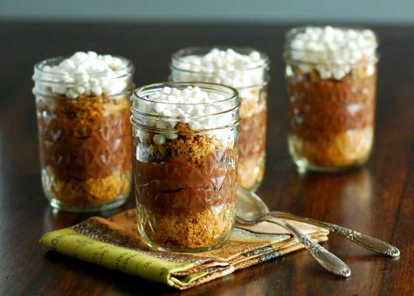 Graham Cracker Jar Treats