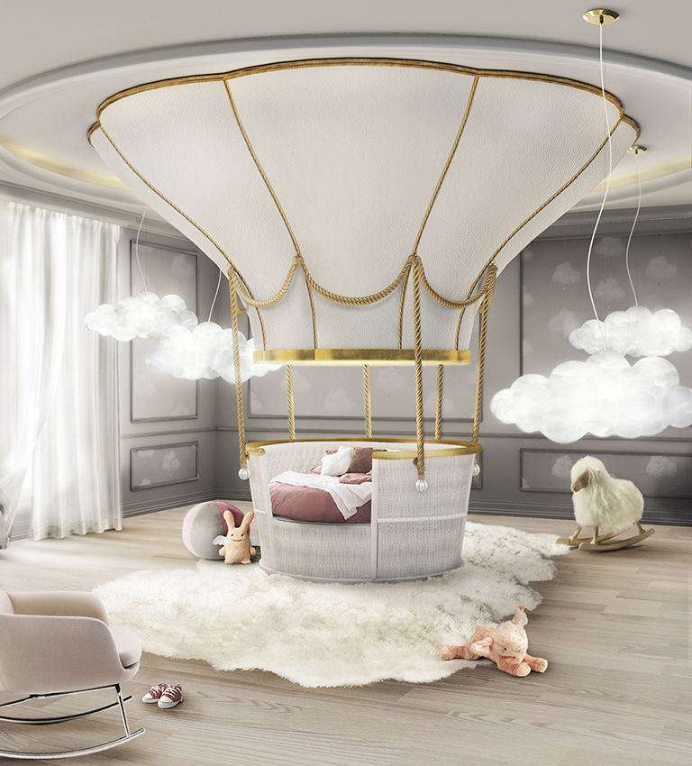 Hot Air Balloon Beds