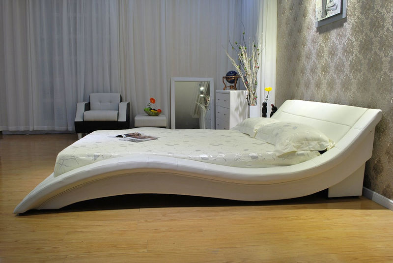 Waved Bed Designs