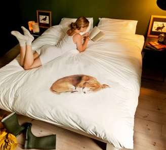 Fake Pet Bedding
