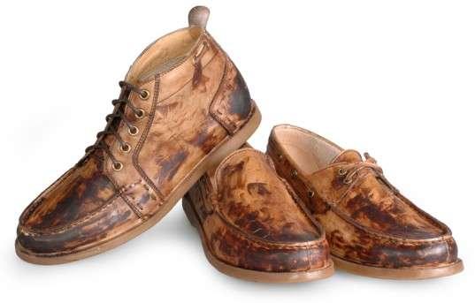 Charitable Footwear