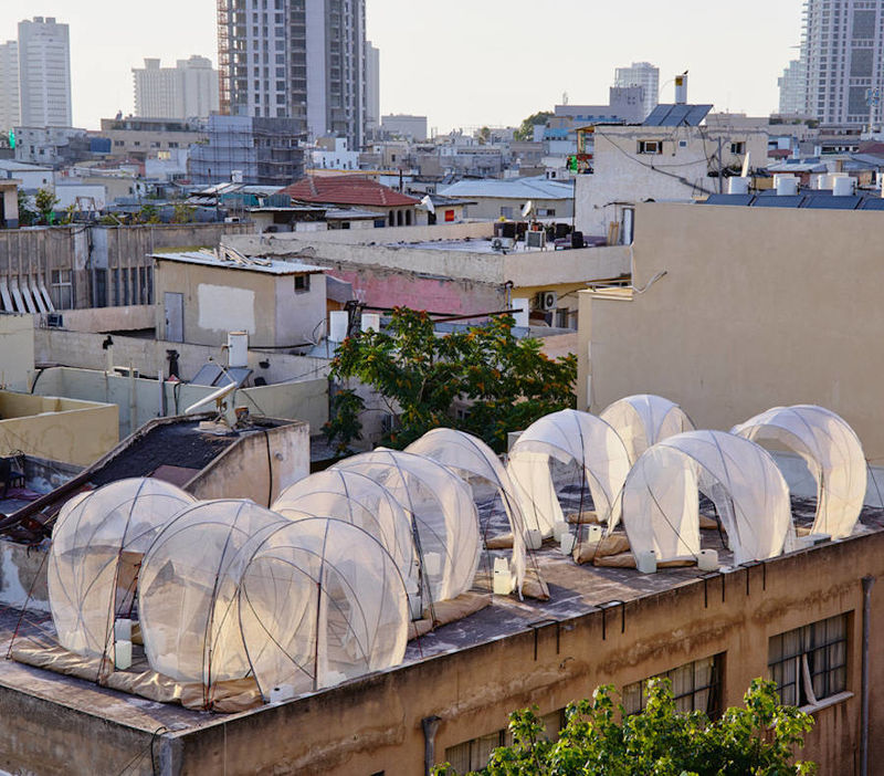 Rooftop Tent Installations