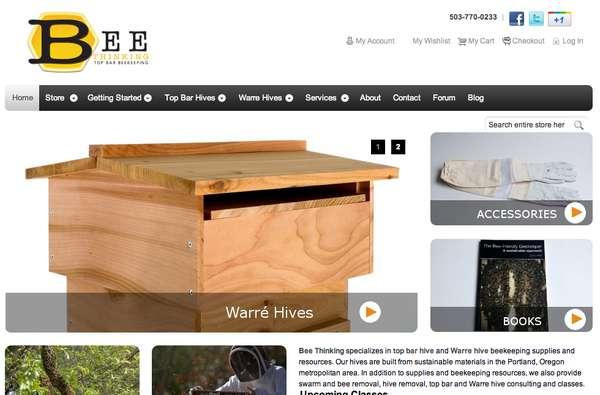 Urban Beekeeping Retailers