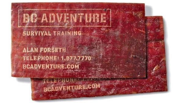 Chewy Business Card Alternatives