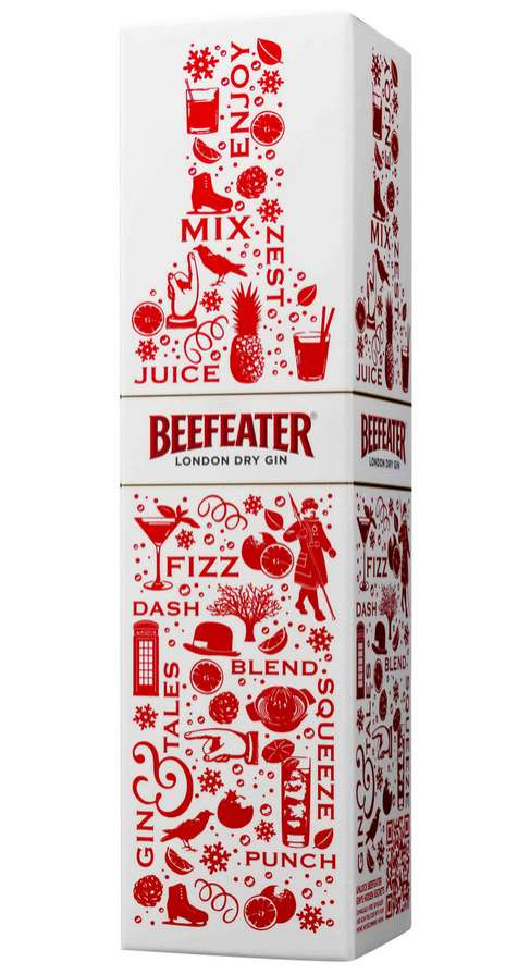 Beefeater London Dry Carton