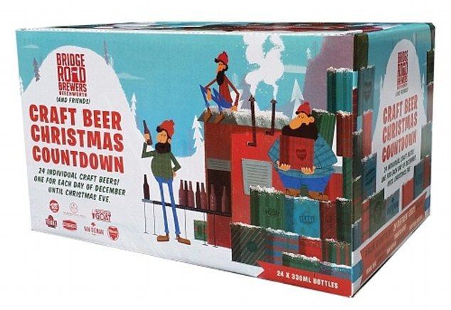 Craft Beer Advent Calendar Lcbo
