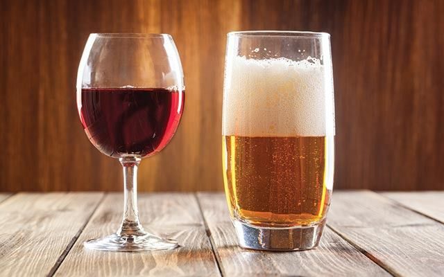 Boozy Beverage Pairing Competitions