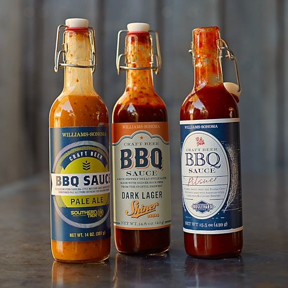 Craft Beer BBQ Sauces