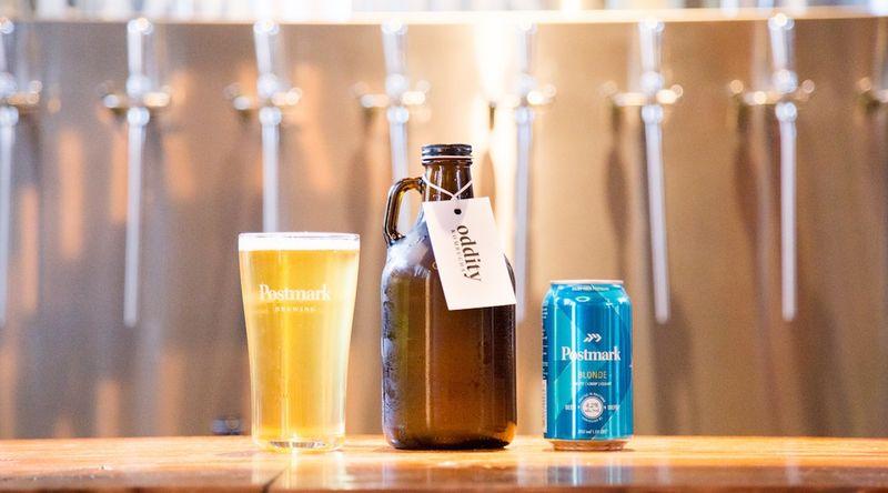 Beer-Kombucha Hybrids