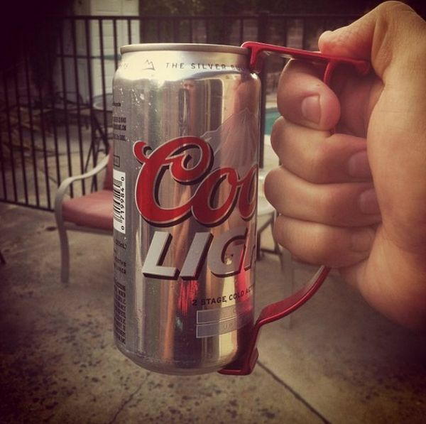 Attachable Beer Handles