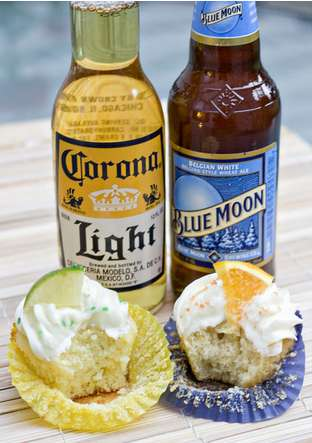 Adorable Alcoholic Cakes