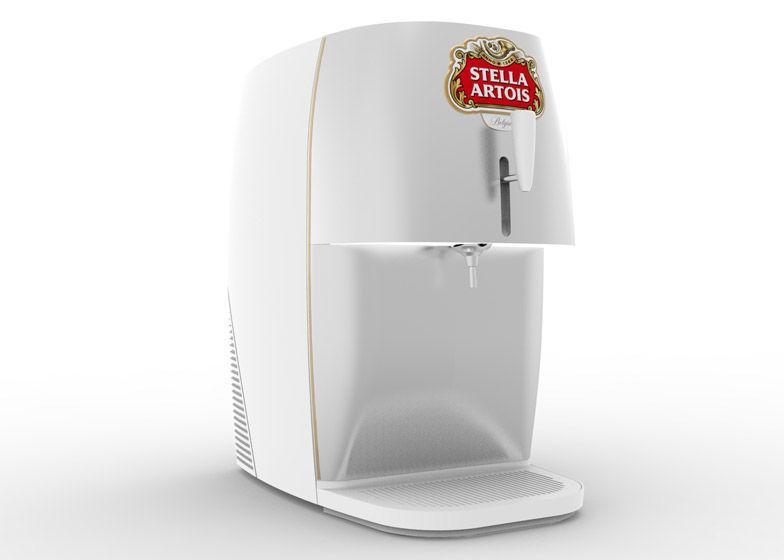 Futuristic Beer Dispensers