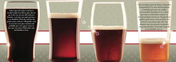 Glossy Ale Goblets