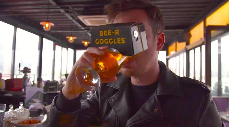 VR Libation Goggles