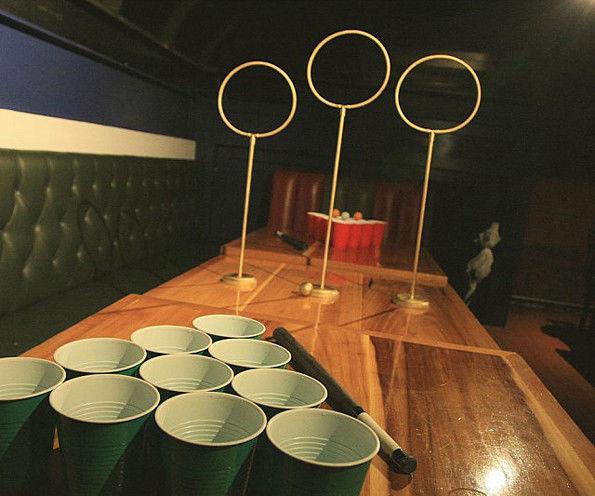 Wizard Sport Drinking Games
