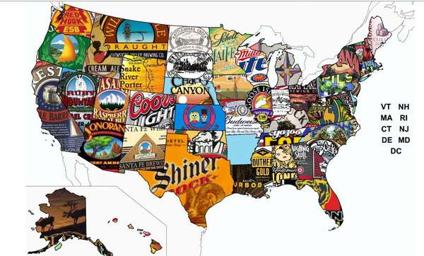 Beer States