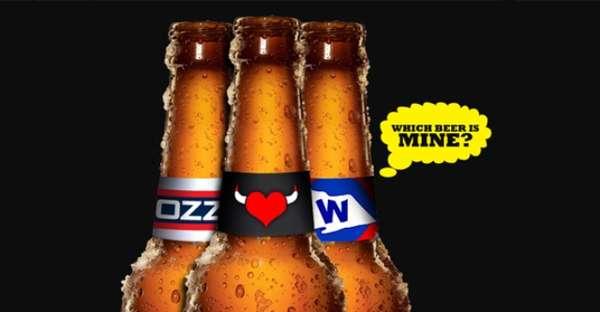 Branded Beer Scarves