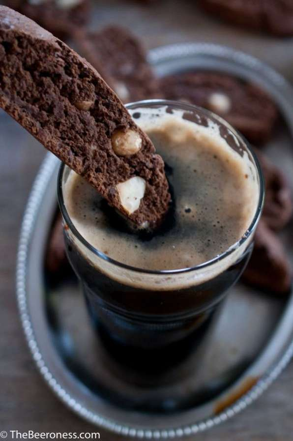 Boozy Biscotti Treats