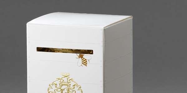 Buzzing Beehive Branding