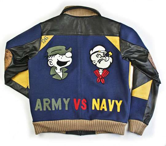 Beetle Bailey vs Popeye Bomber Collection