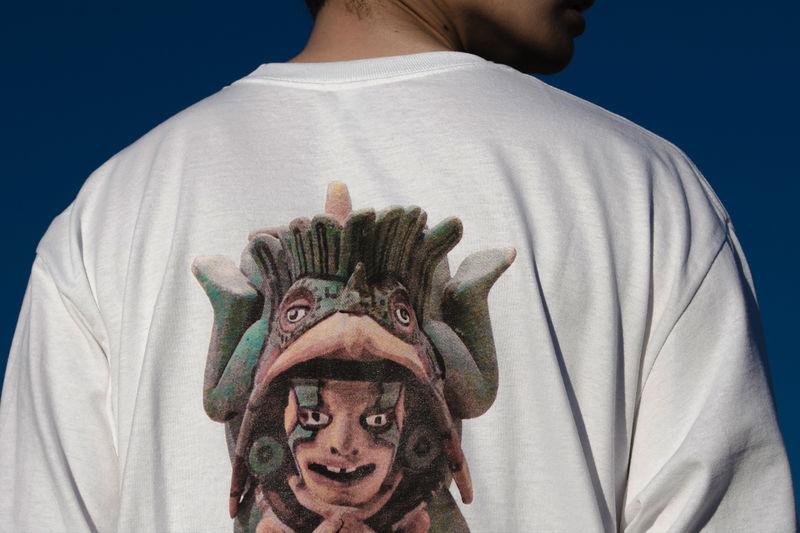 Artifact-Inspired Streetwear