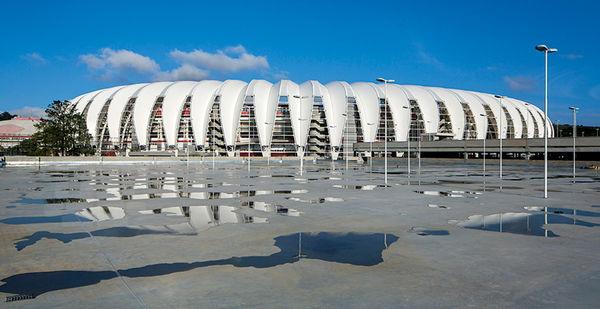 Distinct Steel Trust Stadiums