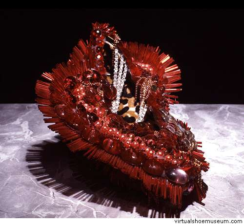 Real-Life Ruby Slippers