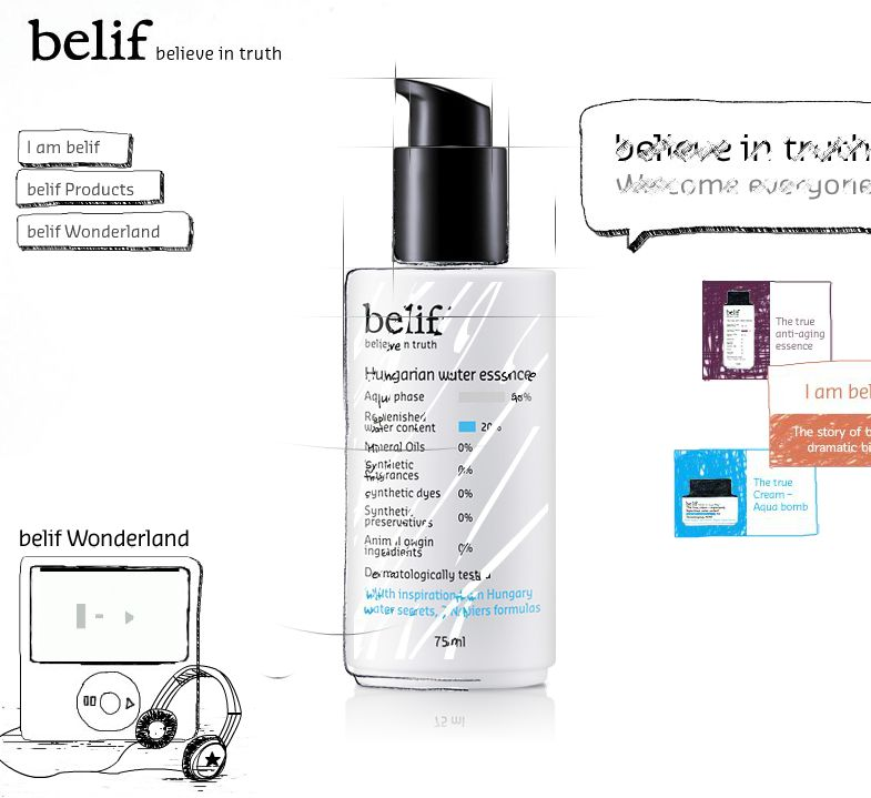 Truth-Inspired Beauty Branding