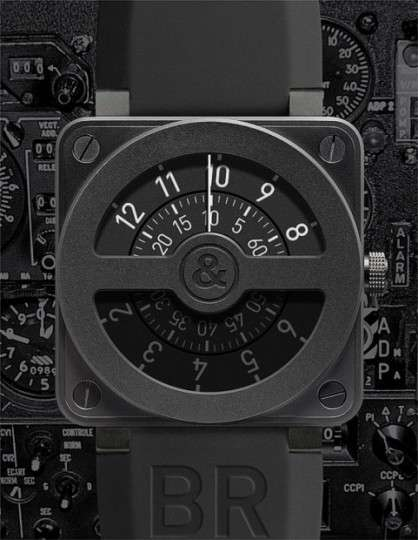 Bell & Ross BR 01-92 Compass Watch