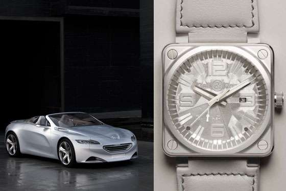 Luxury Car-Inspired Timepieces