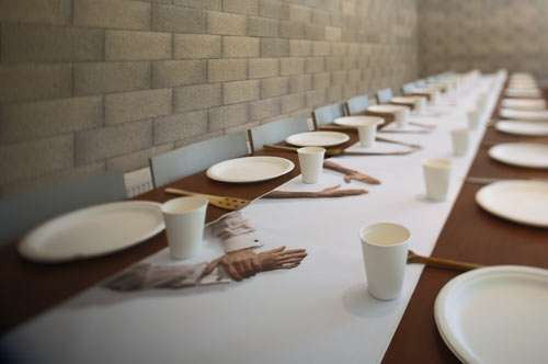 Religious Table Settings