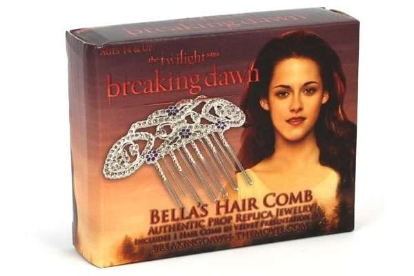 bellas hair comb